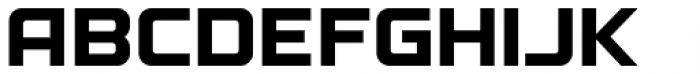 Lustra Semi Bold Font UPPERCASE