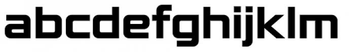 Lustra Semi Bold Font LOWERCASE
