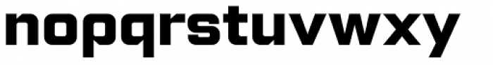 Lustra Text Bold Font LOWERCASE
