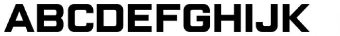 Lustra Text Semi Bold Font UPPERCASE