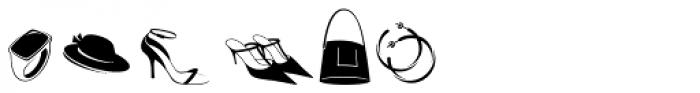 Lustre Font LOWERCASE