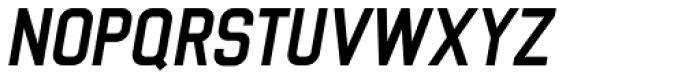Luzern Bold Italic Font UPPERCASE