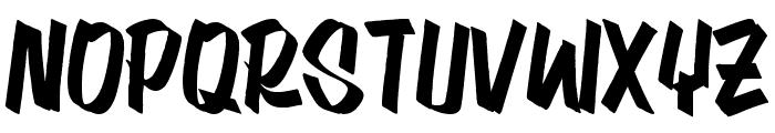LYNA KETY Font UPPERCASE