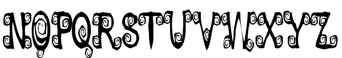 Lyarith Font UPPERCASE