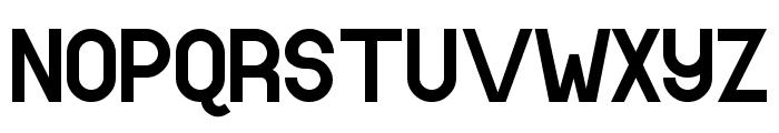 Lyons Regular Font UPPERCASE