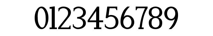 Lyons Serif Font OTHER CHARS