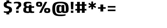 Lytiga Black Font OTHER CHARS