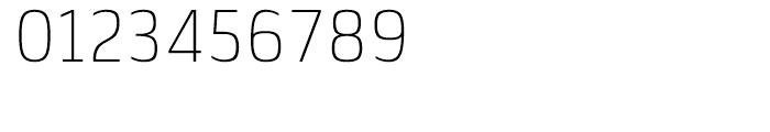 Lytiga Condensed ExtraLight Font OTHER CHARS