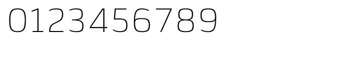 Lytiga ExtraLight Font OTHER CHARS