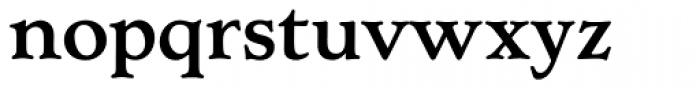 Lynton BQ Bold Font LOWERCASE
