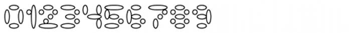 LysosomeOutline Font OTHER CHARS