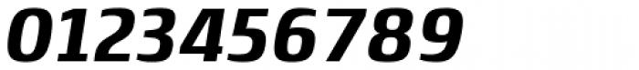 Lytiga Pro Black Italic Font OTHER CHARS