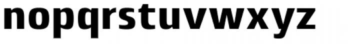 Lytiga Pro Black Font LOWERCASE