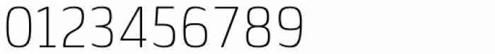 Lytiga Pro Condensed ExtraLight Font OTHER CHARS