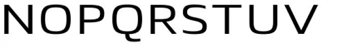 Lytiga Pro Extended Medium Font UPPERCASE