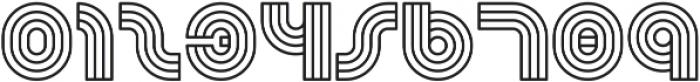 LZO otf (400) Font OTHER CHARS