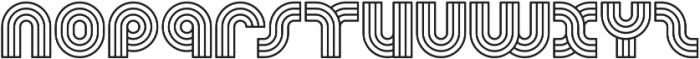 LZO otf (400) Font UPPERCASE