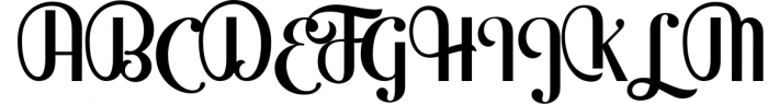 Möfita font 2 Font UPPERCASE