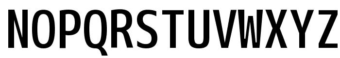 M+ 1mn medium Font UPPERCASE