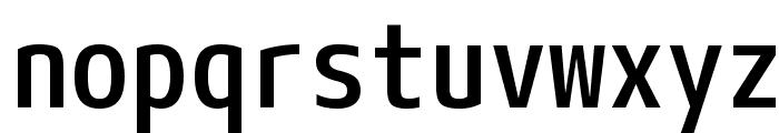 M+ 1mn medium Font LOWERCASE