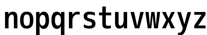 M+ 2m medium Font LOWERCASE