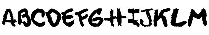 M?ller Font UPPERCASE