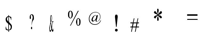 m. fatchul afandi serif Font OTHER CHARS