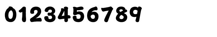 M Kai 2 HK Black Font OTHER CHARS