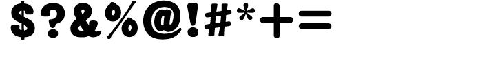 M Kai 2 PRC Black Font OTHER CHARS