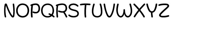 M Young PRC Medium Font UPPERCASE