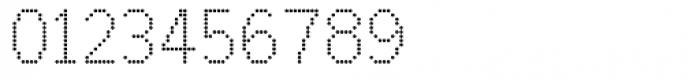 M Bitmap Round HK Light Font OTHER CHARS