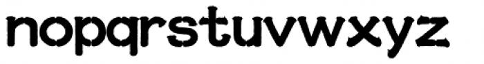 M Dynasty HK Xbold Font LOWERCASE