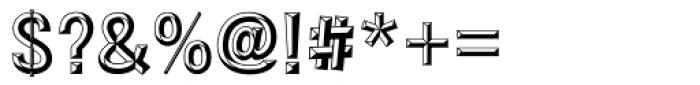 M Metallic Hei HK Bold Font OTHER CHARS