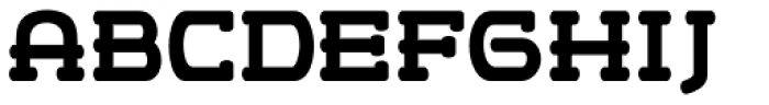 m13 Font UPPERCASE