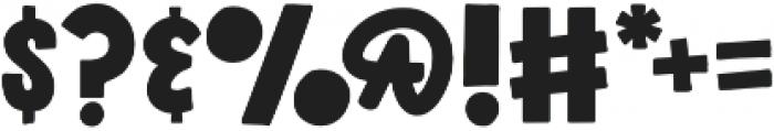 MAC_ChunkyMonkeySolid otf (400) Font OTHER CHARS