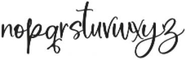MAC_OhFabulous otf (400) Font LOWERCASE