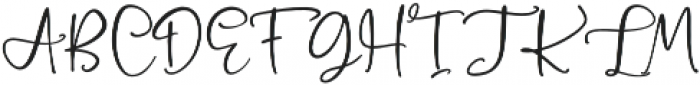 MAC_SwankyScript otf (400) Font UPPERCASE