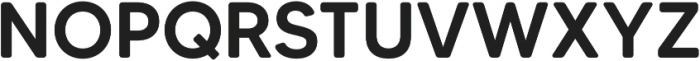 MADETommySoft-Medium otf (500) Font UPPERCASE
