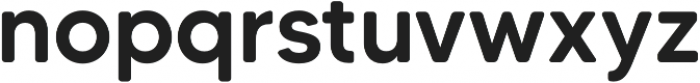 MADETommySoft-Medium otf (500) Font LOWERCASE