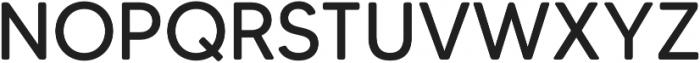 MADETommySoft otf (400) Font UPPERCASE