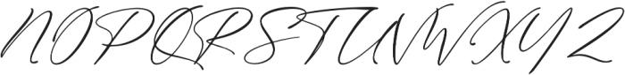 MANCE ROSE otf (400) Font UPPERCASE