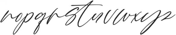 MANCE ROSE otf (400) Font LOWERCASE