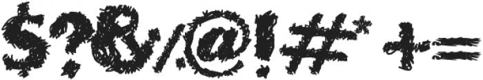 MANUELA otf (400) Font OTHER CHARS