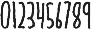 MARK-IT Regular otf (400) Font OTHER CHARS