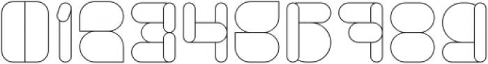 MAXIMUM KILOMETER-Light otf (300) Font OTHER CHARS