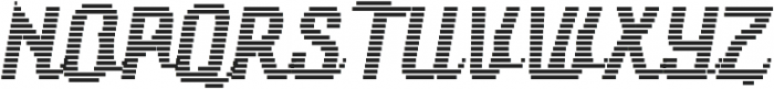 Ma Tilda lines ttf (400) Font UPPERCASE