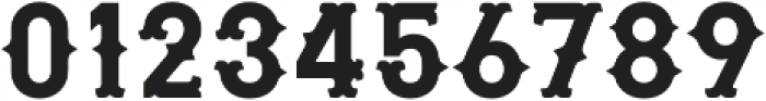 MaaLLaangBronks otf (400) Font OTHER CHARS