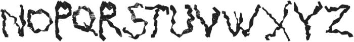 Mabati 2 Regular otf (400) Font UPPERCASE