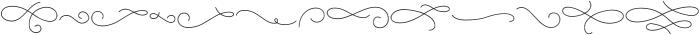 Mabello Regular ttf (400) Font LOWERCASE
