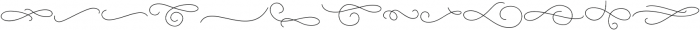 Mabello Swash otf (400) Font UPPERCASE